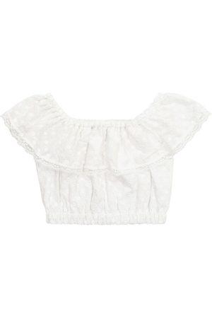 Paade Mode Milan cotton top