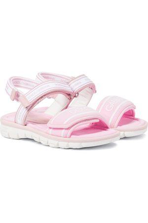 Dolce & Gabbana Girls Sandals - Logo sandals