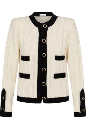 Saint Laurent Wool cardigan