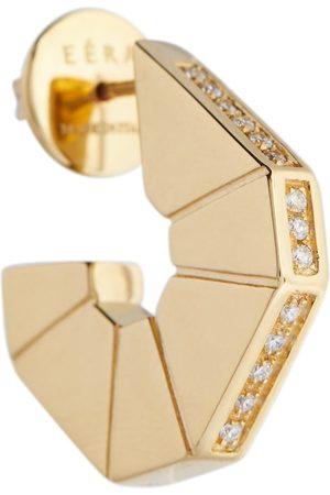 EÉRA Carey 18kt single earring with diamonds