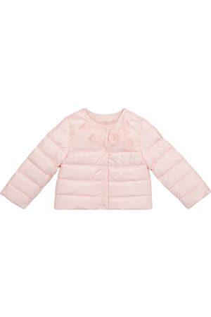 Moncler Baby Denisa floral down jacket