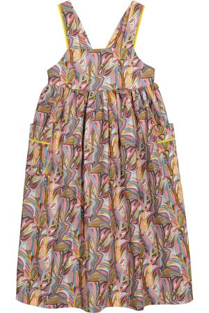 PAADE Jungle floral cotton dress