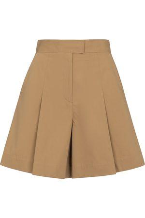 A.P.C. Women Shorts - Diane cotton shorts