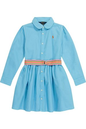 Ralph Lauren Belted cotton shirt dress