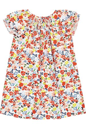 BONPOINT Salome floral cotton dress