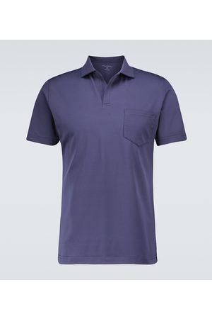 Sease Stretch-nylon polo shirt