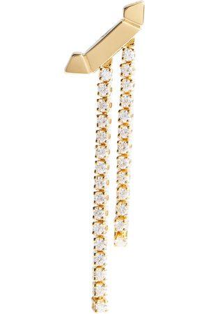 EÉRA Paris 18kt single earring with diamonds