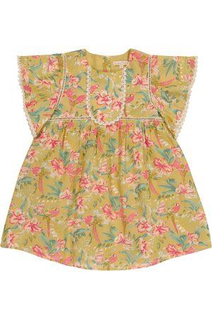 Louise Misha Christina floral organic cotton dress