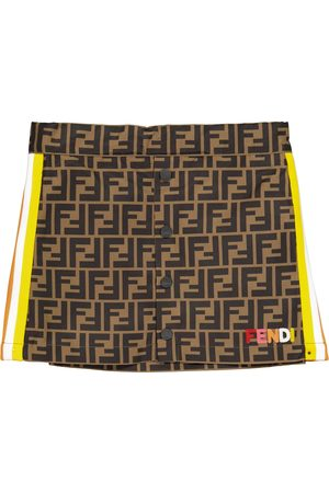 Fendi FF skirt