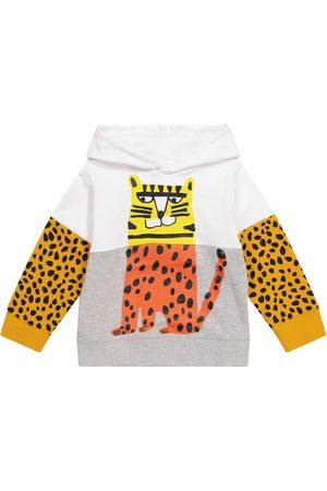Stella McCartney Printed organic cotton hoodie