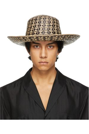 Saint Laurent Men Hats - And Straw Maui Hat