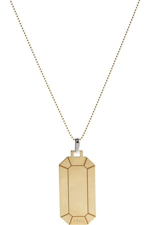 EÉRA Tokyo Big 18kt necklace with diamonds