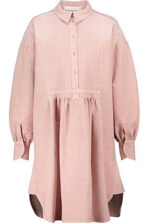 Chloé Cotton minidress