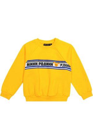 Mini Rodini Moscow cotton sweatshirt