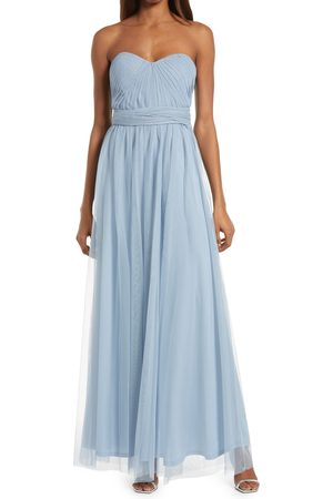 BIRDY GREY Women's Christina Convertible Tulle Gown