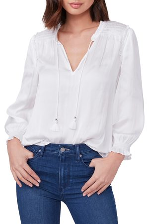 Paige Women's Kaylynn Peasant Top