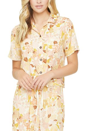 Lost + Wander Women's Sorrento Floral Shirt