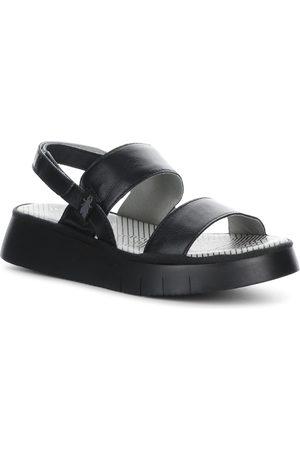 Fly London Women's Cura Slingback Platform Sandal