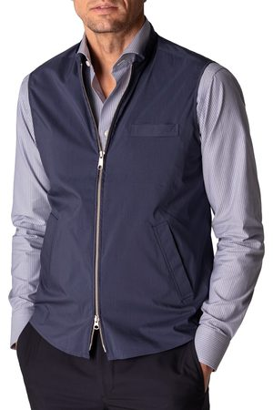 Eton Men's Men's Slim Fit Water Repellent Wind Vest