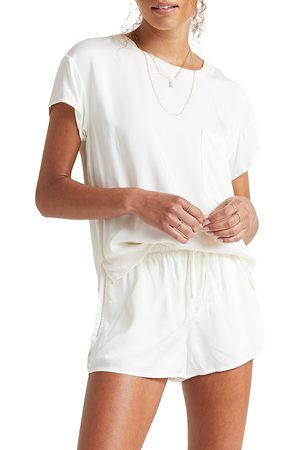 Bella Dahl Women's Pocket T-Shirt