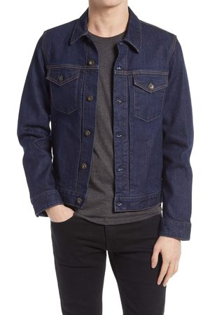 RAG&BONE Men's Stretch Organic Cotton Denim Jacket