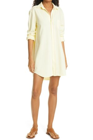 FRANK & EILEEN Women's Mary Long Sleeve Button-Up Tunic Dress