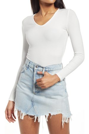 Bayse Women's Karlyle Scoop Neck Bodysuit