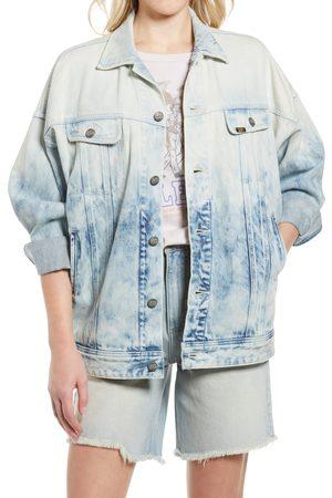 Lee Women's Oversize Denim Trucker Jacket