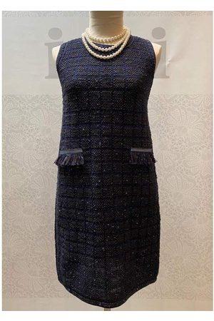 D.EXTERIOR Women Knitted Dresses - Knitted Dress Blues 50544 11BLU