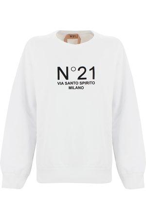 Nº21 Women Sweatshirts - LOGO SWEATSHIRT