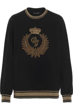Dolce & Gabbana Women Sweatshirts - DOLCE E GABBANA WOMEN'S F9C85ZG7WOMN0000 OTHER MATERIALS SWEATSHIRT