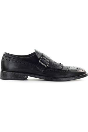 Moma MEN'S 2FW137BA LEATHER LOAFERS