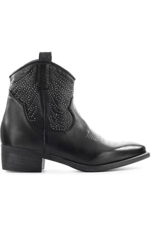 Zoe Women Ankle Boots - WOMEN'S NEWTEXBOUT LEATHER ANKLE BOOTS