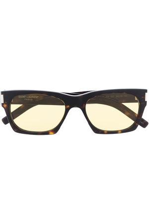 Saint Laurent Eyewear SL402 square-frame sunglasses