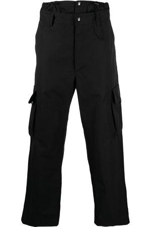 J.W.Anderson Men Cargo Pants - X Moncler cargo trousers