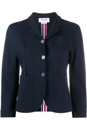 Thom Browne Tricolour stripe sport coat