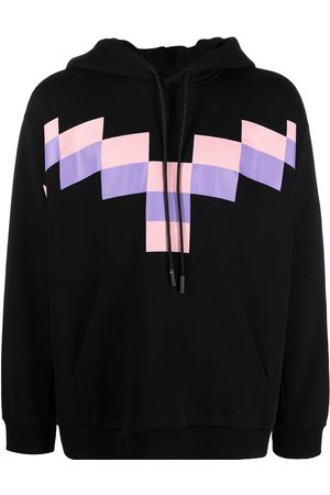 MARCELO BURLON Pixel Wings hoodie