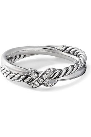 David Yurman X diamond ring