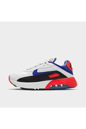 Nike Casual Shoes - Little Kids' Air Max 2090 EOI Casual Shoes in /Summit Size 1.0 Leather