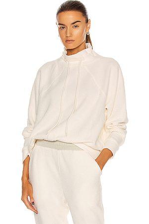 Varley Maceo 4.0 Sweatshirt in Ivory