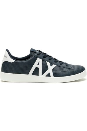 adidas Logo-print lace-up sneakers