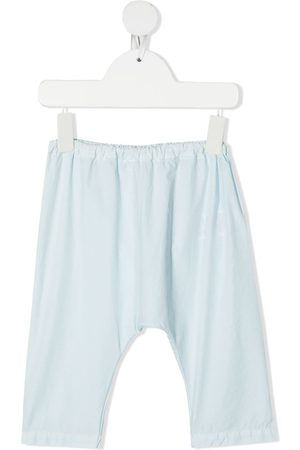 Bonpoint Elastic waistband cotton leggings