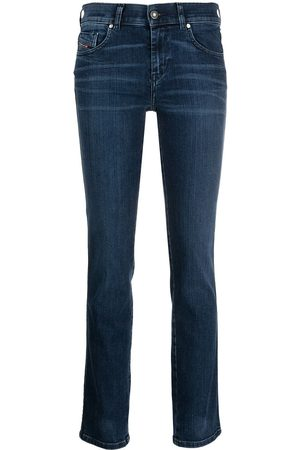Diesel Sandy straight leg jeans