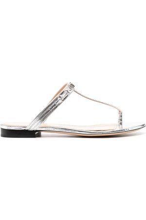 Givenchy Logo-strap sandals