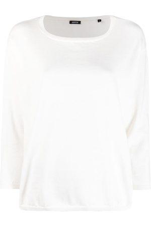 Aspesi Boat-neck sweatshirt