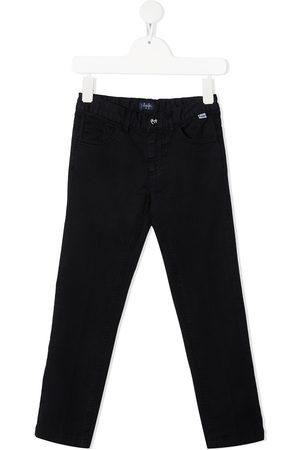 Il gufo Boys Skinny Pants - Slim-cut denim trousers