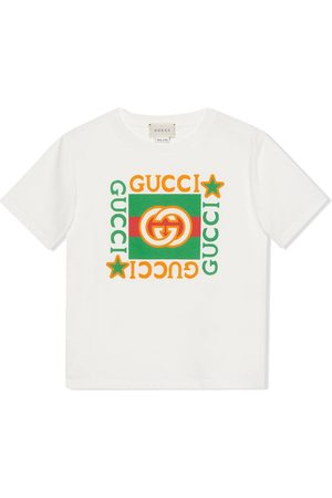 Gucci Logo-print T-shirt