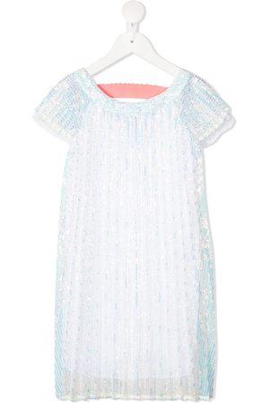 Billieblush Girls Dresses - Sequin embellished dress