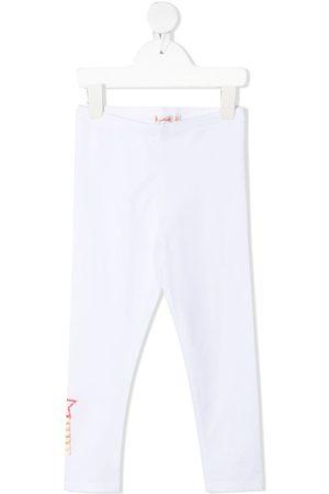 Billieblush Star-detail track pants