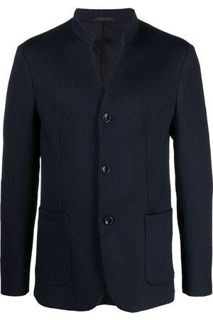 Giorgio Armani Single-breasted tailored blazer